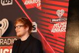 Ed Sheeran Photo - Ed Sheeranat the 2017 iHeart Music Awards The Forum Los Angeles CA 03-05-17