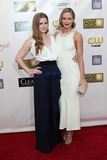 Emily Blunt Photo - Amy Adams and Emily Bluntat the 18th Annual Critics Choice Movie Awards Arrivals Barker Hangar Santa Monica CA 01-10-13