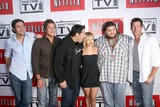 Greg Grunberg Photo - L-R Zachary Levi Bob Guiney Greg Grunberg Hayden Panettiere Jorge Garcia and James Denton at Band From TV Presented by Netflix Live The Autry National Center Of The American West Los Angeles CA 08-09-08