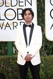 Kunal Nayyar Photo - Kunal Nayyarat the 71st Annual Golden Globe Awards Arrivals Beverly Hilton Hotel Beverly Hills CA 01-12-14