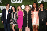 AJ Cook Photo - Matthew Gray Gubler Paget Brewster AJ Cook Kirsten Vangsness Aisha Tyler Joe Mantegnaat the CBS CW Showtime Summer 2016 TCA Party Pacific Design Center West Hollywood CA 08-10-16
