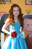 Francesca Capaldi Photo - LOS ANGELES - NOV 1  Francesca Capaldi at the The Peanuts Movie Los Angeles Premiere at the Village Theater on November 1 2015 in Westwood CA