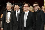 Adam Clayton Photo - LOS ANGELES - MAR 2  The Edge Adam Clayton Bono Larry Mullen Jr at the 86th Academy Awards at Dolby Theater Hollywood  Highland on March 2 2014 in Los Angeles CA