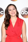 Hayley Orrantia Photo - LOS ANGELES - JAN 10  Hayley Orrantia at the DisneyABC TV TCA Winter 2017 Party at Langham Hotel on January 10 2017 in Pasadena CA