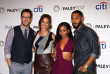 Bresha Webb Photo - LOS ANGELES - SEP 9  Mark-Paul Gosselaar Vanessa Lachey Tone Bell Bresha Webb at the PaleyFest 2015 Fall TV Preview - NBC at the Paley Center For Media on September 9 2015 in Beverly Hills CA
