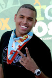 Chris Brown Photo - Chris Brown  arriving at the Teen Choice Awards 2008 at the Universal Ampitheater at Universal Studios in Los Angeles CAAugust 3 2008