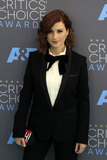 Aya Photo - LOS ANGELES - JAN 17  Aya Cash at the 21st Annual Critics Choice Awards at the Barker Hanger on January 17 2016 in Santa Monica CA