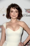 Milana Vayntrub Photo - LOS ANGELES - FEB 23  Milana Vayntrub at the Cadillac Hosts their Annual Oscar Week Soiree at the Chateau Marmont on February 23 2017 in West Hollywood CA
