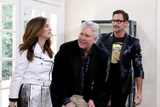 Lawrence Zarian Photo - LOS ANGELES - JAN 5  Kim Delaney Michael E Knight Lawrence Zarian at the All My Children Reunion on Home and Family Show at Universal Studios on January 5 2017 in Los Angeles CA