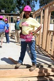 Ananda Lewis Photo - Ananda Lewisat the Habitat For Humanity San FernandoSanta Clarita  Valleys Women Empowerment Building Site - TV  Soap StarsHabitat for Humanity build site 12600 Carl StPacoima CAMay 23 2010