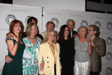 Abby Dalton Photo - LOS ANGELES - OCT 12  Back Row  Lorenzo Lamas Earl Hammer David Selby Robert Foxworth  Front Row  Jamie Rose Susan Sullivan Margaret Ladd Ana Alicia  Abby Dalton arrives  at the Falcon Crest  A Look Back Event at Paley Center for Media  on October 12 2010 in Los Angeles CA