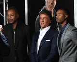 Carl Weathers Photo - LOS ANGELES - NOV 19  Carl Weathers Sylvester Stallone Michael B Jordan at the Creed Los Angeles Premiere at the Village Theater on November 19 2015 in Westwood CA