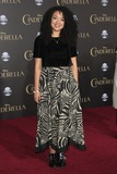 Aisha Dee Photo - LOS ANGELES - MAR 1  Aisha Dee at the Cinderella World Premiere at the El Capitan Theater on March 1 2015 in Los Angeles CA