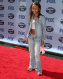 Aree Davis Photo - Aree DavisAmerican Idol 4 FInalsKodak TheaterHollywood  HighlandLos Angeles CA May 25 2005