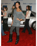 Joy Bryant Photo - Joy BryantGM Fashion ShowTent in HollywoodLos Angeles CAFebruary 28 2006