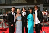 Amanda Brugel Photo - MVP Cast (Lucas Bryant Kristin Booth Dillon Casey Amanda Brugel and Peter Miller)  arriving  at the Daytime Emmys 2008 at the Kodak Theater in Hollywood CA onJune 20 2008