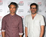 Taika Waititi Photo - LOS ANGELES - NOV 8  Taika Waititi Jemaine Clement at the AFI FEST 2014 Photocall at the TCL Chinese 6 Theaters on November 8 2014 in Los Angeles CA