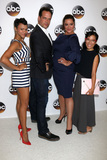 Ali Wong Photo - LOS ANGELES - AUG 4  Carly Hughes Diedrich Bader Katy Mixon Ali Wong at the ABC TCA Summer 2016 Party at the Beverly Hilton Hotel on August 4 2016 in Beverly Hills CA