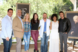 Darin Brooks Photo - LOS ANGELES - APR 14  Mark Steines John McCook Katherine Kelly Lang Heather Tom Jacob Young Karla Mosley Darin Brooks at the Home and Family Celebrates Bold and Beautifuls 30 Years at Universal Studios Back Lot on April 14 2017 in Los Angeles CA