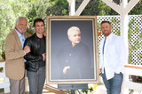 Darin Brooks Photo - LOS ANGELES - APR 14  John McCook Darin Brooks Susan Flannery Portrait Jacob Young at the Home and Family Celebrates Bold and Beautifuls 30 Years at Universal Studios Back Lot on April 14 2017 in Los Angeles CA