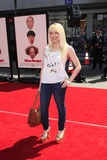 Courtney Peldon Photo - LOS ANGELES - APR 10  Courtney Peldon arrives at The Three Stooges Premiere at Graumans Chinese Theater on April 10 2012 in Los Angeles CA