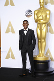 Abraham Attah Photo - LOS ANGELES - FEB 28  Abraham Attah at the 88th Annual Academy Awards - Press Room at the Dolby Theater on February 28 2016 in Los Angeles CA
