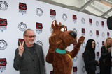 Scooby Doo Photo - LOS ANGELES - APR 12  Robert Englund Scooby-Doo arrives at Warner Brothers Television Out of the Box Exhibit Launch at Paley Center for Media on April 12 2012 in Beverly Hills CA