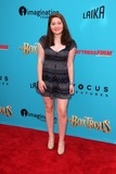 Emma Kenney Photo - LOS ANGELES - SEP 21  Emma Kenney at the The Boxtrolls Los Angeles Premiere at Universal City Walk on September 21 2014 in Los Angeles CA