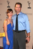 Michael Muhney Photo - Michael Muhney  Wife  Jamie arriving at  the Daytime Emmy Nominees Reception at the Television Academy  in  North Hollywood CA on August 27 2009