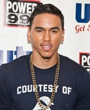 Adrian Marcel Photo - BALA CYNWYD PA USA - AUGUST 01 American RB Singer-Songwriter Adrian Marcel Poses at Power 99s Performance Theatre on August 01 2014 in Bala Cynwyd Pennsylvania United States (Photo by Paul J FroggattFamousPix)