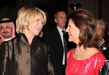 Queen Silvia Photo - New York NY 11-20-2008Martha Stewart  Queen Silvia of SwedenMentor Foundations Inaugural Royal Gala held at the Waldorf-Astoria HotelDigital photo by Adam Scull-PHOTOlinknet