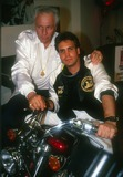 Evel Knievel Photo - Evel Knievel1653JPG1983 FILE PHOTONew York CityEvel Knievel and son RobbiehttpPHOTOlinknetPhoto by Adam ScullPHOTOlinknet917-754-8588 - eMail adamcopyrightphotolinknet