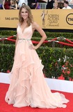 Danielle Demski Photo - Photo by DPstarmaxinccomSTAR MAX2015ALL RIGHTS RESERVEDTelephoneFax (212) 995-119612515Danielle Demski arriving on the red carpet at the 21st Annual Screen Actors Guild Awards held at the Shrine Auditorium(Los Angeles USA)