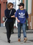 Ellen Page Photo - Photo by KGC-146starmaxinccomSTAR MAX2014ALL RIGHTS RESERVEDTelephoneFax (212) 995-1196101514Kate Mara and Ellen Page are seen in New York City(NYC)