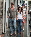 Matt  Goss Photo - Matt Goss and Robin Antin on holiday (St Barts) 122910