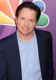 Michael J Fox Photo - 13th May 2013  The 2013-2014 NBC Upfront Presentation Red Carpet Event held at Radio City Music Hall New York City USAHere Michael J FoxKGC-146starmaxinccom