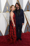 Dave Grohl Photo - Photo by PDstarmaxinccomSTAR MAX2016ALL RIGHTS RESERVEDTelephoneFax (212) 995-119622816Dave Grohl and wife Jordyn Blum at the 88th Annual Academy Awards (Oscars) in Hollywood CA(Los Angeles USA)