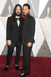 Jared Leto Photo - Photo by KGC-136-JRstarmaxinccomSTAR MAXCopyright 2016ALL RIGHTS RESERVEDTelephoneFax (212) 995-119622816Alessandro Michele and Jared Leto at the 88th Annual Academy Awards (Oscars)(Hollywood CA USA)