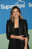 America Ferrera Photo - Photo by gotpapstarmaxinccomSTAR MAX2017ALL RIGHTS RESERVEDTelephoneFax (212) 995-11966117America Ferrera at The Superstore UCB Panel Series at UCB Sunset Theater in Hollywood CA
