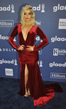 Bebe Rexha Photo - Photo by Patricia SchleinstarmaxinccomSTAR MAX2016ALL RIGHTS RESERVEDTelephoneFax (212) 995-119651416Bebe Rexha at The GLAAD Media Awards(NYC)