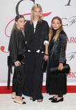 Aymeline Valade Photo - Photo by KGC-146starmaxinccomSTAR MAX2015ALL RIGHTS RESERVEDTelephoneFax (212) 995-11966115Ashley Olsen and Mary-Kate Olsen with Aymeline Valade at the 2015 CFDA Fashion Awards(NYC)