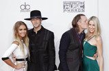 Brian Kelley Photo - Photo by REWestcomstarmaxinccomSTAR MAX2015ALL RIGHTS RESERVEDTelephoneFax (212) 995-1196112215Brittney Marie Cole Brian Kelley Tyler Hubbard (Florida Georgia Line) and Hayley Stommel at The 2015 American Music Awards(Los Angeles CA)