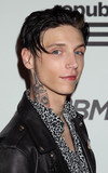 Andy Biersack Photo - Photo by REWestcomstarmaxinccomSTAR MAX2016ALL RIGHTS RESERVEDTelephoneFax (212) 995-119621516Andy Biersack at The Republic Records Private Grammy Celebration(West Hollwood CA)