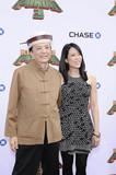 April Hong Photo - Photo by Michael GermanastarmaxinccomSTAR MAX2016ALL RIGHTS RESERVEDTelephoneFax (212) 995-119611616James Hong and April Hong at the premiere of Kung Fu Panda 3(Los Angeles CA)