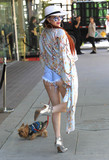 Phoebe Price Photo - Photo by gotpapstarmaxinccomSTAR MAX2017ALL RIGHTS RESERVEDTelephoneFax (212) 995-119651917Phoebe Price is seen in Los Angeles CA