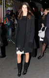 Isabeli Fontana Photo - EXCLUSIVE Isabeli Fontana leaves Lexington Avenue Armory after the 2010 Victorias Secret Fashion Show New York NY  111010Fees must be agreed prior to publication
