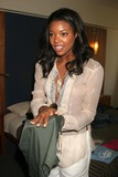 Gabrielle Union Photo - GABRIELLE UNION WITH A 2(X)IST SHIRT AT THE BROADCAST SUITE-DAY ONE PRESENTED BY W MAGAZINE  THINK PR TO CELEBRATE TELEVISIONSS NEW FALL SEASON AT LE PARKER MERIDIEN IN NEW YORK CITY ON 05-17-2005  PHOTO BY HENRY McGEEGLOBE PHOTOS INC 2005K43305HMcEXCLUSIVE