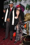 Carmelo Anthony Photo - Carmelo Anthony and Bette Midler Arriving at Bette Midlers New York Restoration Projects Annual Hulaween Benefit Gala at the Waldorf-astoria in New York City on 10-28-2011 Photo by Henry Mcgee-Globe Photos Inc 2011