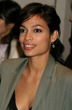 Rosario Dawson Photo - Rosario Dawson Arriving at a Screening of Alexander at the Walter Reade Theater in New York City on 11-22-2004 Photo by Henry McgeeGlobe Photos Inc 2004