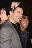 Ariel Schulman Photo - Producer Jason Blum and Director Ariel Schulman Arriving at a Super Fan Screening of Paranormal Activity 3 at Regal Union Square Stadium 14 in New York City on 10-18-2011 Photo by Henry Mcgee-Globe Photos Inc 2011